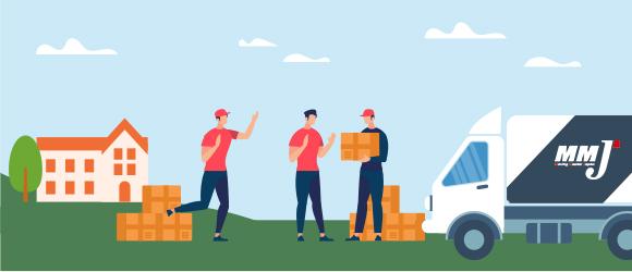 MMJの引越しサービスは 業界の常識に捉われず、お客様目線。